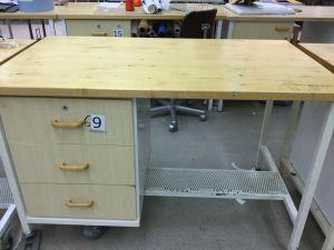 Työpöytä (nro 9)