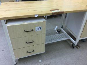 Työpöytä (nro 10)