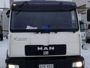 Kuorma-auto MAN 14.254 LLC/458