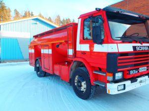 Säiliöauto Scania P 93 ML - vähän ajettu - vain 26 tkm