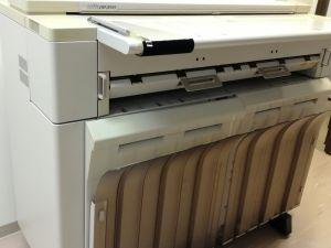 A1 tulostin /kopiokone KYOSERA  Mita DR 3010