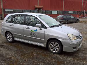 Suzuki Liana 1,6 ER (neliveto) vm. 2007