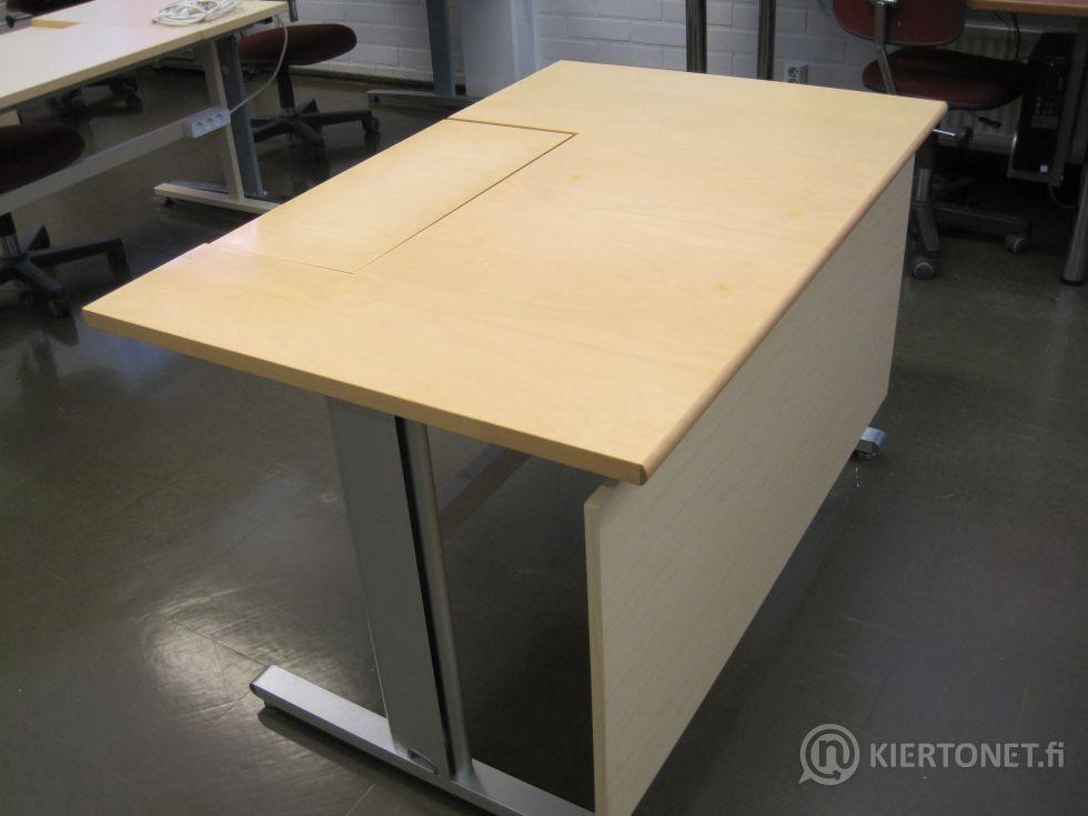 ATK-työpöytä 12 kpl