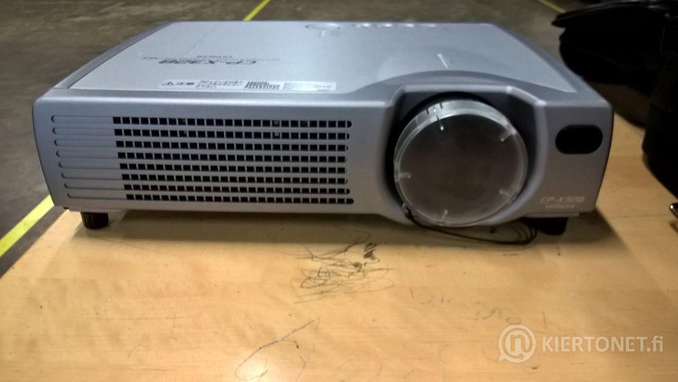 Hitachi CP-X328 -projektori, nro 2