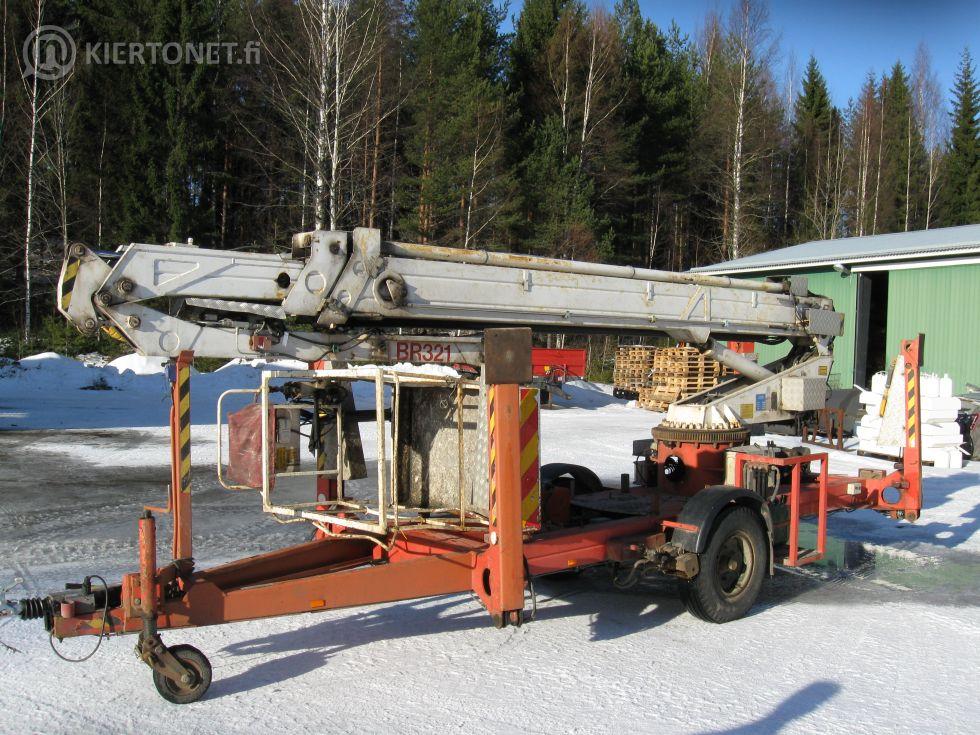 Henkilönostin Bronto Skylift 18-211