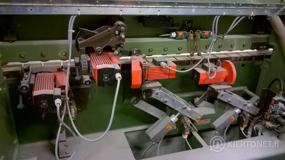 Myydään listoituskone Holzer Express 1436 - tuntimäärä alhainen