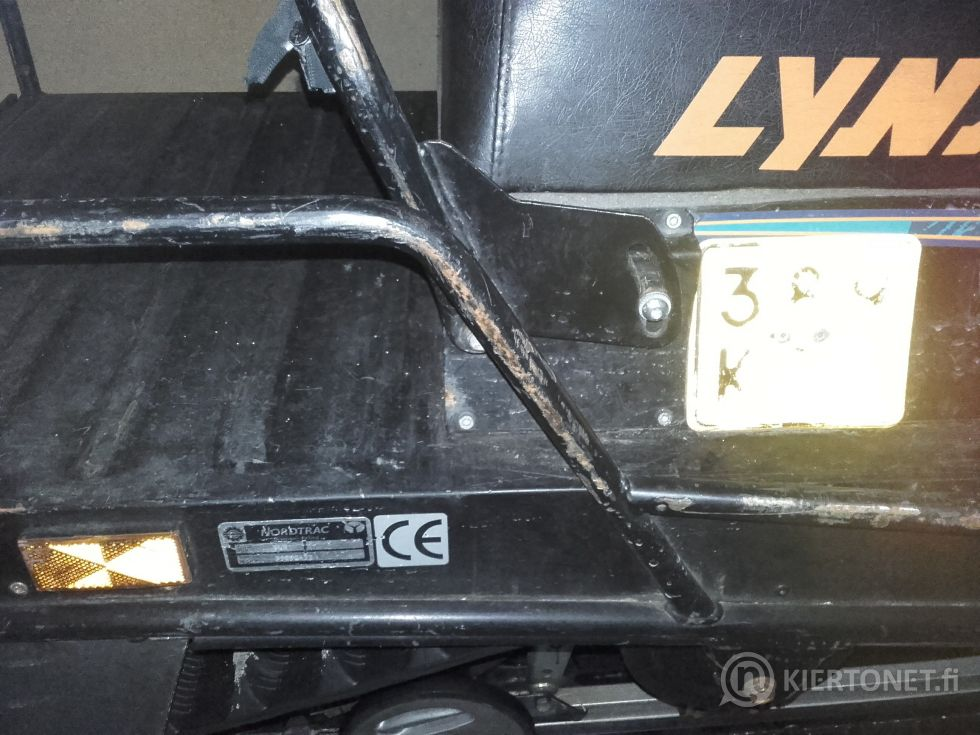 LYNX  GLX 6900 BOMBARDIER ROTAX 500 MOOTTORIKELKKA vm.1999