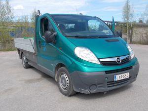 Opel Vivaro avolava-auto