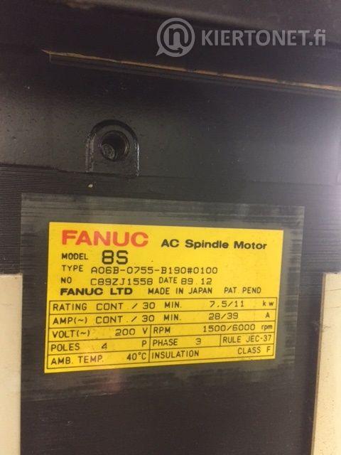 FANUC TAPE DRILL
