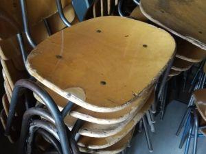 Putkirunkoisia tuoleja
