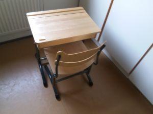Pulpetti+tuoli 6 kpl - erä 6