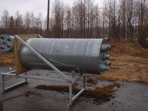 Kylmäilmapuhallin 5,5 kW