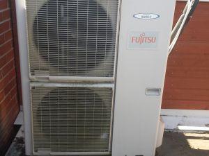 Fujitsu -merkkinen jäähdytyslaite