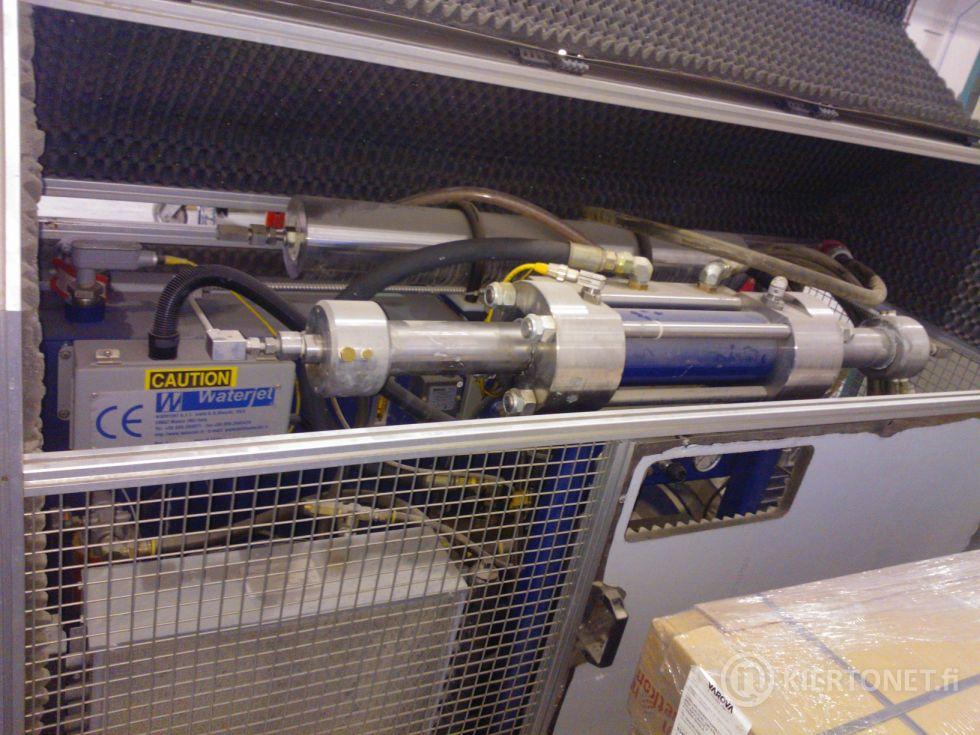 CNC-Vesileikkuri WATERJET CLASSICA CJ 1630/60/2