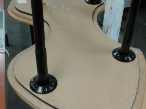 toimistopöytä 2 kpl