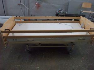 Sähkökäyttöinen sänky
