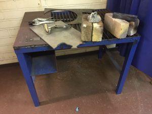 Hitsauspöytä sininen1