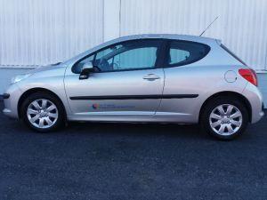 Peugeot 207, 1.4 - vm. 2007, ajettu vain 75 tkm