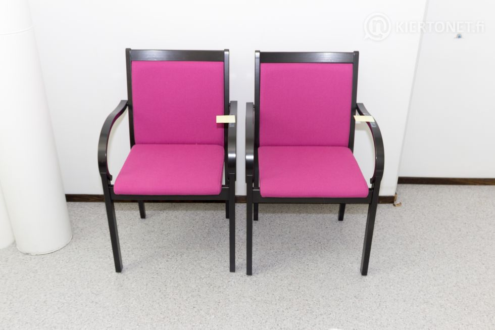 2 x tuoli