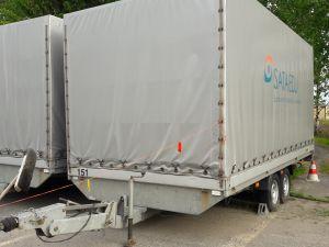 Tavarankuljetusperävaunu nro 1, Agados Dona