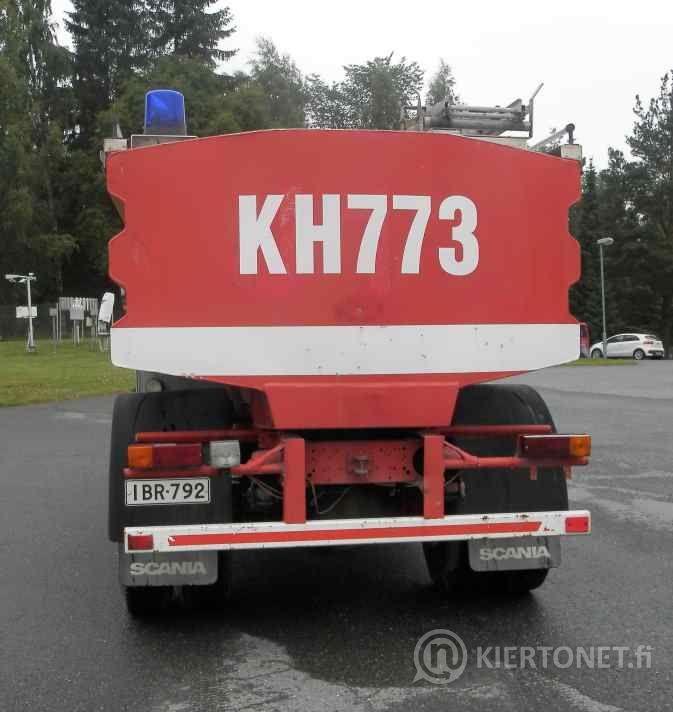 Scania P92ML/3800 säiliöauto
