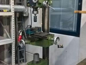Pylväsporakone Mill Drill 40 PF