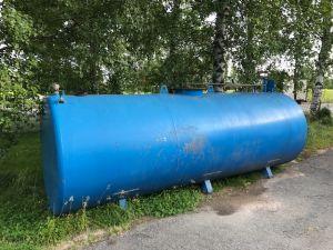 Öljysäiliö Farmtools 9,3 m3