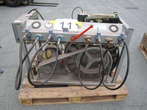 Paineilma kompressori
