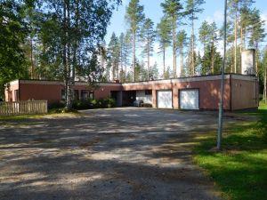 Kortesjärven Eläinlääkärirakennus