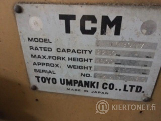 TCM kaasutrukki