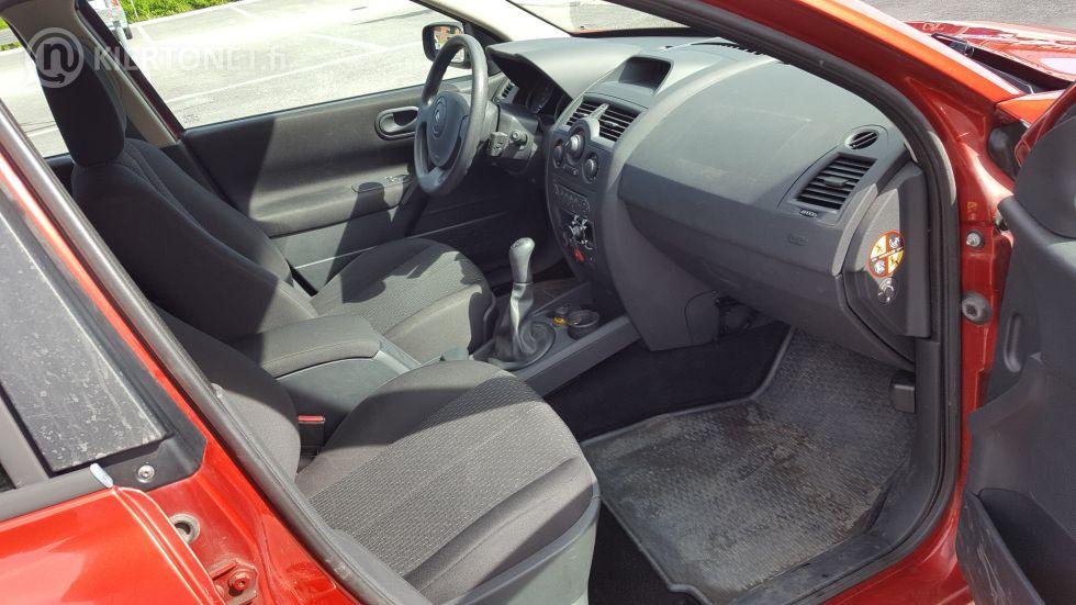 Renault 4D Megane Hatchback 1,4 16V vm. 2005