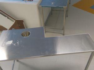 Rosteripöytä -kulma