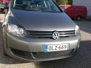 VW GOLF PLUS  vm. 2009, ml. 79200 km !