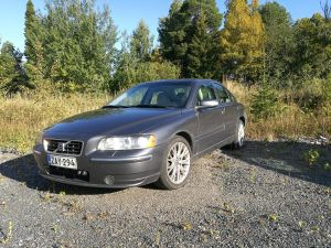 Volvo 4D S 60 SEDAN , vm. 2006, 125 kW , ml. 85473 !