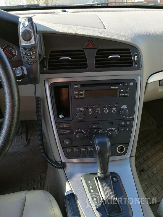 Volvo 4D S 60 SEDAN , vm. 2006, 125 kW , ml. 88500 km!