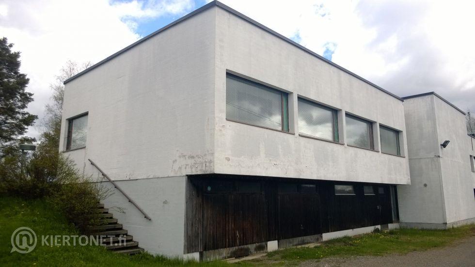 Kylmäkosken  kunnantalo