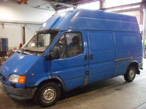 Myydään katsastamaton Ford Transit 100L