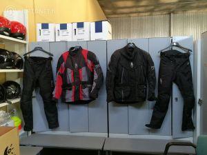 MP varusteet: Rican musta takki L-koko  (nro 17)