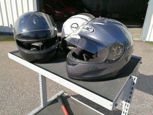 MP varusteet: Concept -kypärä,valkoinen, XL-koko (nro 13)