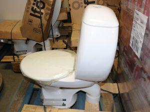 Lasten wc-istuin Ifö - käyttämätön, nro 1
