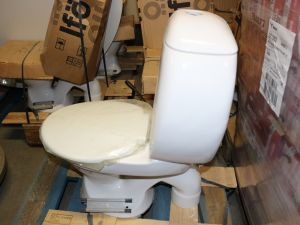 Lasten wc-istuin Ifö - käyttämätön, nro 6