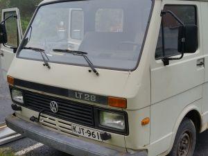 VW LT 28D Doppelkabine/2950 pakettiauto