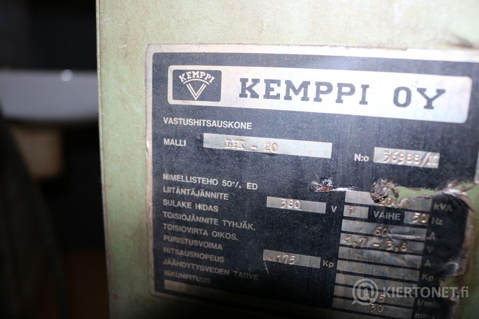 KEMPPI vastushitsauskone