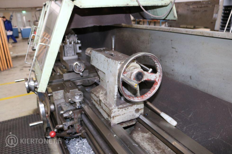Metallisorvi Colchester