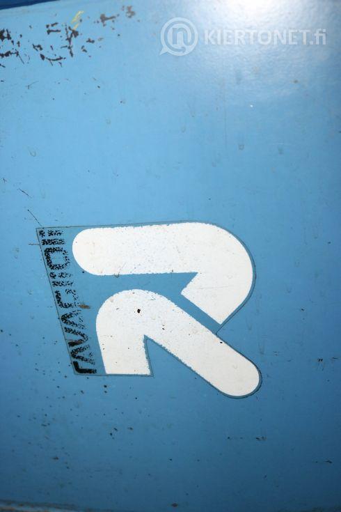 Hiekkapuhalluslaitteisto auto-osaston käytöstä