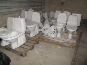 Erä wc istuimia