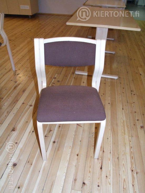 Käsinojattomia tuoleja 8 kpl