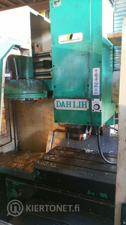 Työstökeskus Dah Lih MCV-510