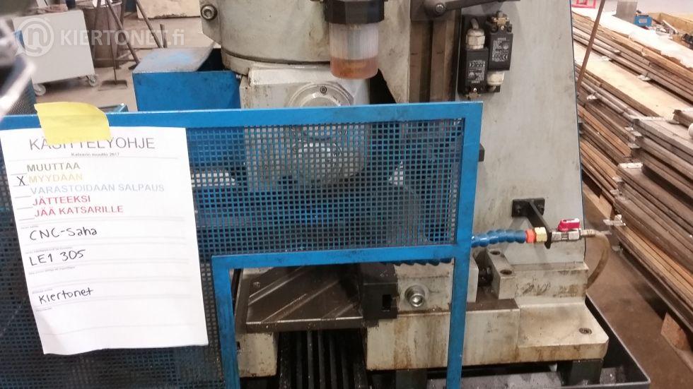 MACC CNC-pyörösaha