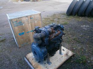 Moottori VM D754T.